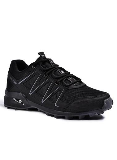 Walkway 2097 Haki-Siyah Erkek Spor Ayakkabı Siyah